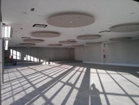 Salones de Congresos