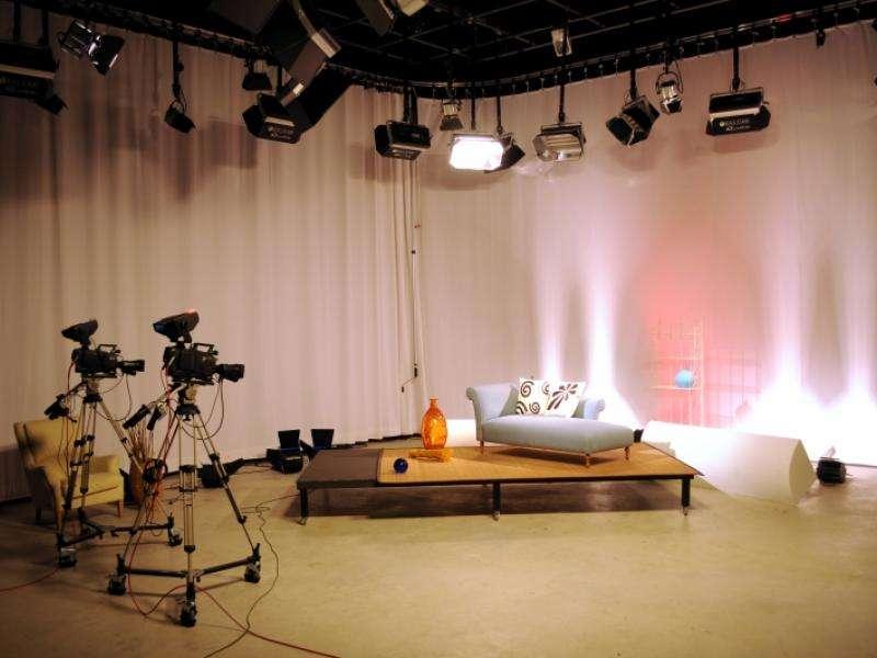 centros de producción audiovisual