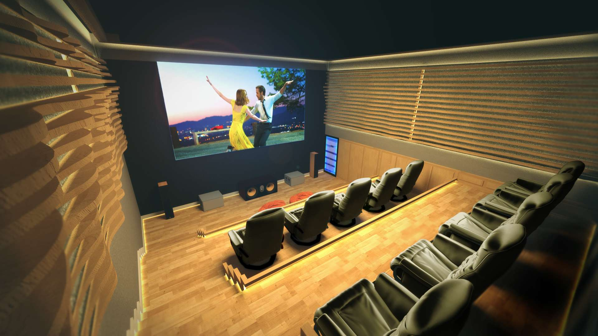 sistemas de cine en casa