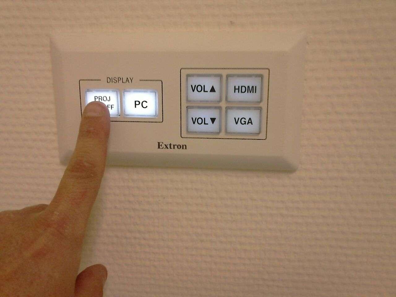 dispositivos de control