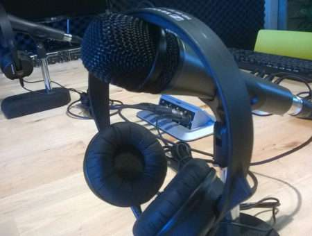 Estudios de Grabación y Radio – Podcast