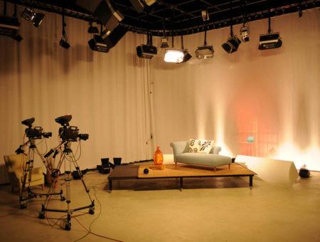 Productoras, Platos de Tv y Salas Postproducción