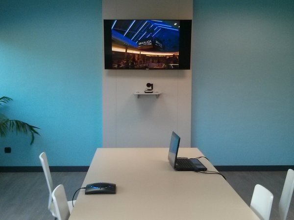 sistemas de videoconferencia para empresas