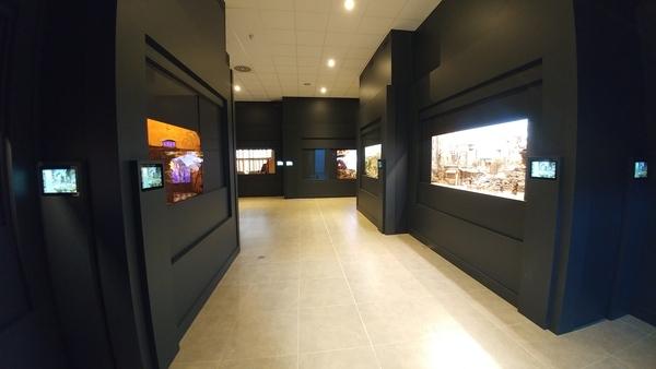 pantallas digitales para publicidad museo